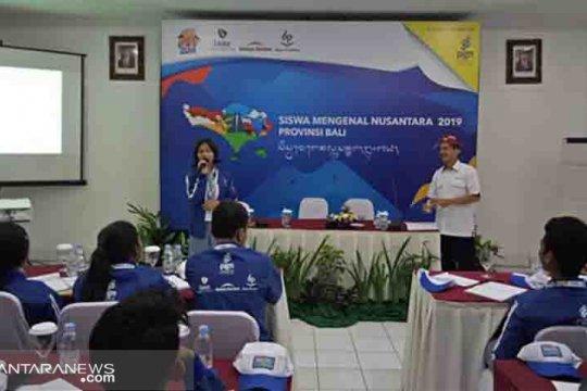 "ANTARA Bali bekali ""menulis itu mudah"" kepada 25 peserta SMN-BHUN 2019"