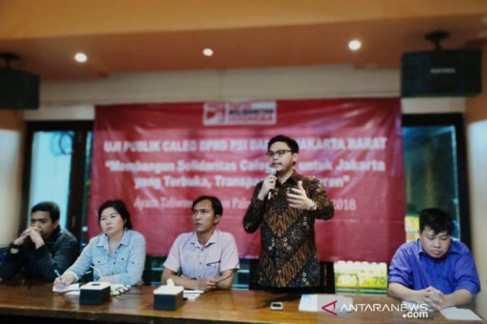 William Aditya Sarana anggota DPRD DKI Jakarta termuda