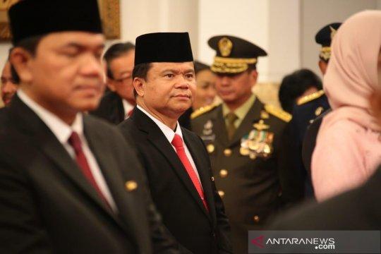 Dirjen Imigrasi terima Bintang Jasa Utama dari Presiden Jokowi