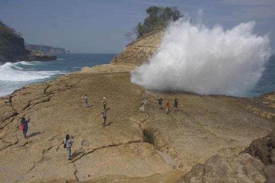 """Warga pesisir Tulungagung pertahankan dua """"pantai penyu"""""""