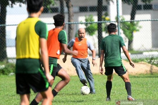 Fakhri evaluasi Timnas pascakalah dari Malaysia di semifinal