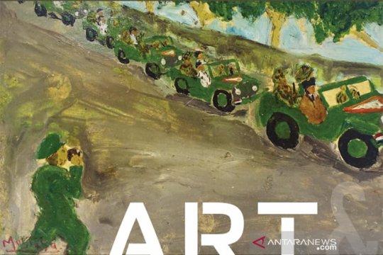 M. Toha, anak yang melukis penangkapan Sukarno-Hatta di Yogya 1948