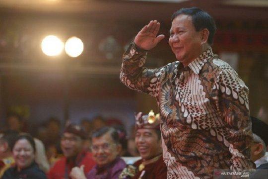 Prabowo jadi inspektur upacara peringatan HUT Kemerdekaan RI