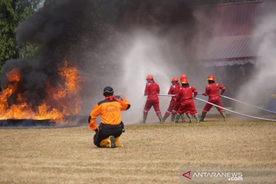 Polres Pelalawan hadiahkan Rp5 juta bagi penangkap pembakar lahan