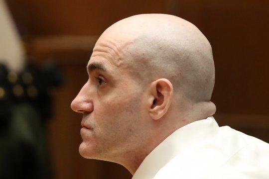 Hollywood Ripper dinyatakan bersalah bunuh teman kencan Ashton Kutcher