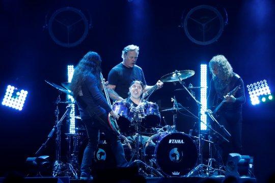 "Lagu Metallica dipakai untuk soundtrack film ""Jungle Cruise"""