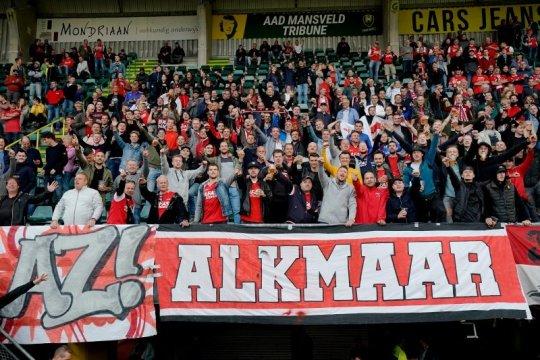 Jadwal pekan ketiga Eredivisie, misi konsistensi AZ Alkmaar