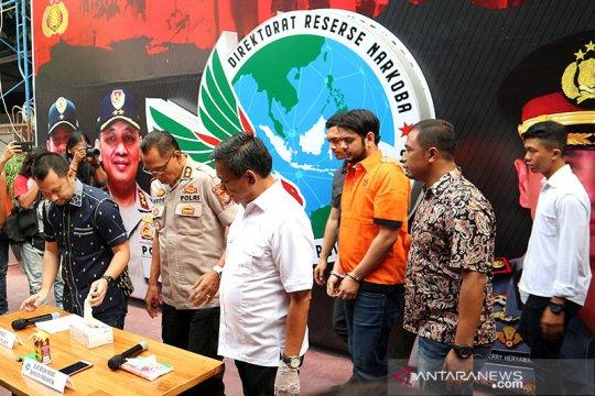 Kronologi penangkapan Rio Reifan oleh Ditresnarkoba Polda Metro Jaya