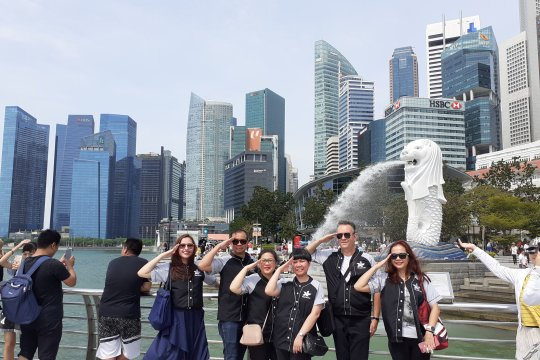Warga Batam pengguna XL kini bebas biaya jaringan di Singapura