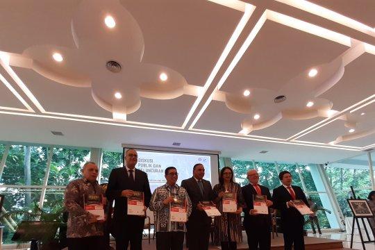 """Kemlu luncurkan buku """"Presidensi Indonesia pada DK PBB Mei 2019"""""""