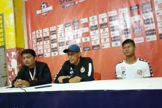 Menang atas PSIS, pelatih Semen Padang sebut rasanya luar biasa