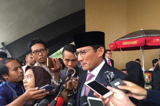 Sandiaga Uno minta pemerintah berhati-hati terkait pemindahan ibu kota