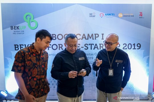 Bekraf for Start Up 2019