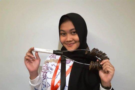 Peserta SMN Sulsel belajar alat musik tradisional Papua