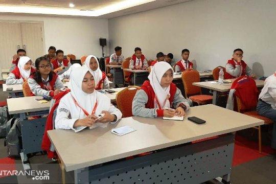Peserta SMN Makassar dibekali pengetahuan infrastruktur Papua