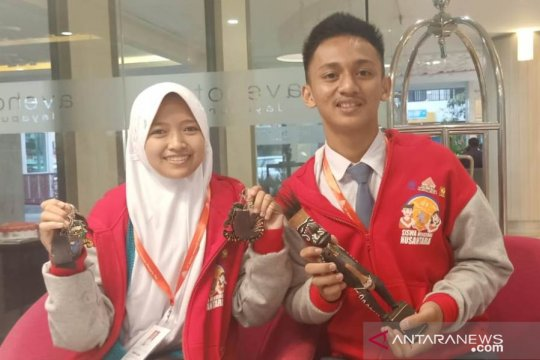 Pelajar asal Soppeng dan Luwuk Timur sebut SMN luar biasa