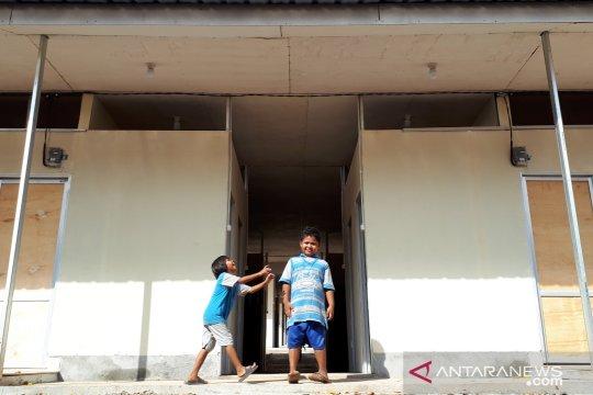 Ada 915 bilik huntara PUPR untuk korban bencana Pasigala kosong
