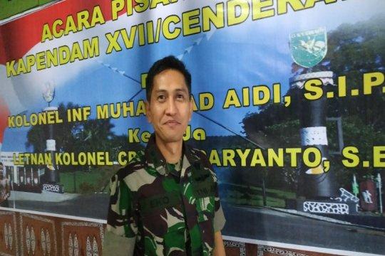 Patroli TNI di serang KKB di Nduga, 2 anggota Yonif 751/VJS terluka