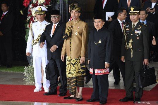 Jokowi: Pemerintah harus siaga kejahatan siber