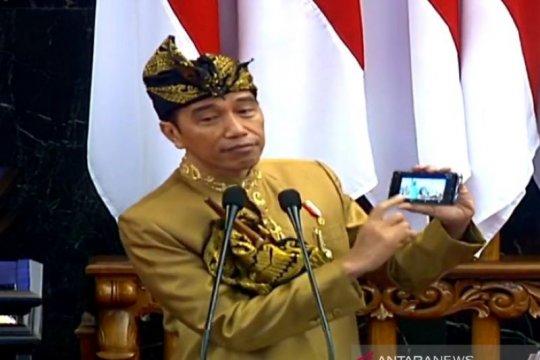Jokowi sindir kunker, Anies tekankan pentingnya kuasai bahasa asing