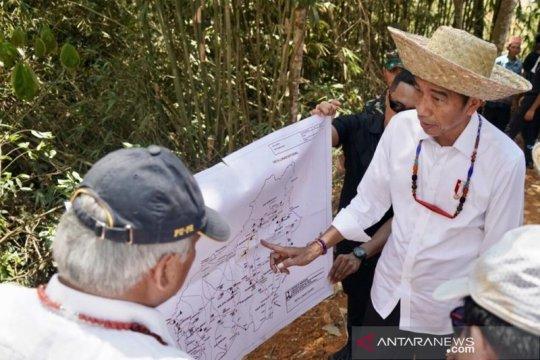 Jokowi minta izin rakyat Indonesia untuk pindah ibu kota