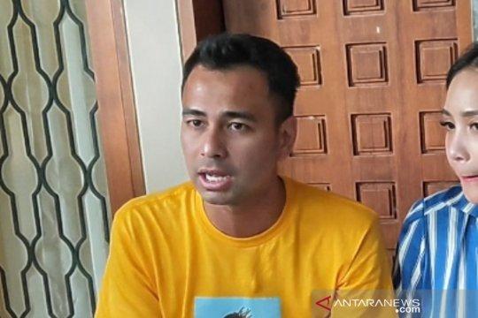 Raffi Ahmad akan ajari Rafathar pengibaran bendera Merah Putih
