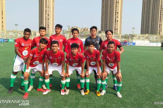 Timnas pelajar Indonesia juarai turnamen Gothia Cup 2019