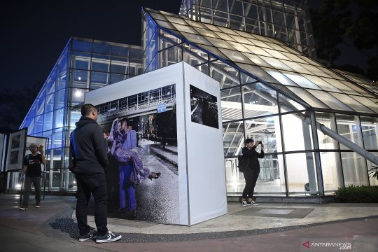 PFI Jakarta gelar pameran foto di Taman Menteng