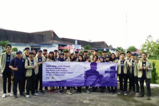 Pokdawir Kampung Samberpasi yang digagas mahasiswa KKN UGM diapresiasi