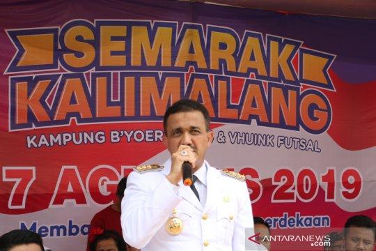 Wali Kota Jakarta Timur apresiasi acara Semarak Kalimalang