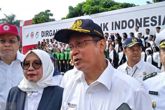 Pemerintah berencana hubungkan jalur kereta Aceh hingga Lampung