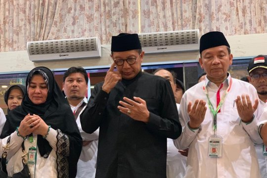 Lepas kepulangan kloter pertama, Amirul Hajj meminta maaf