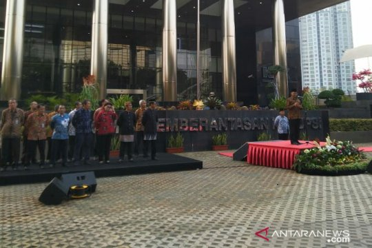 KPK sebut Jokowi tak lupakan penindakan hukum dalam pidato kenegaraan