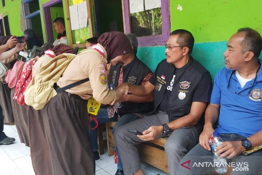 "Komunitas otomotif dukung program Jokowi ""SDM Unggul Indonesia Maju"""