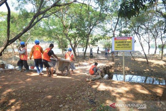 Hutan kota Kemayoran ditargetkan rampung November