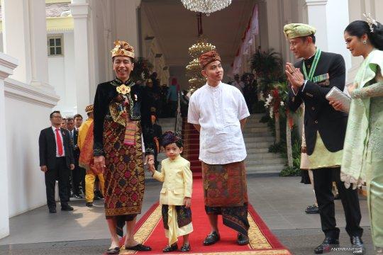 Round Up: SDM Unggul, baju daerah dan kemerdekaan RI