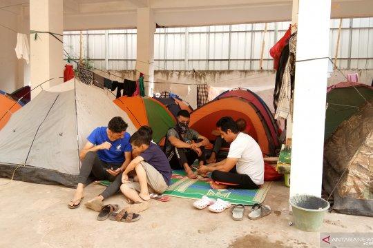 Pencari suaka harapkan Indonesia semakin maju maknai HUT ke-74