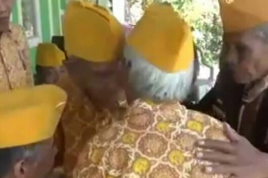 Tak diundang upacara kemerdekaan, veteran Mamuju kecewa