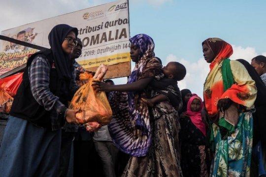 Global Qurban-ACT salurkan 35.290 ekor kambing untuk kurban