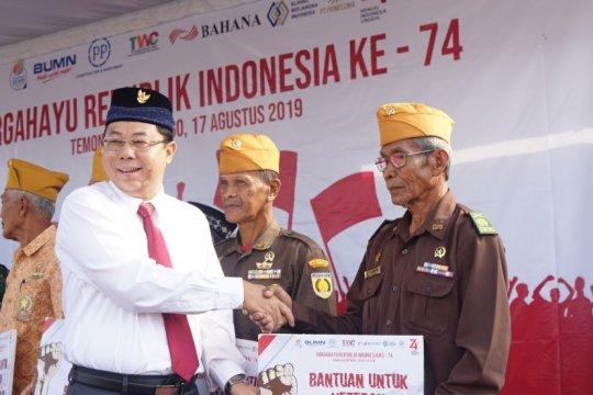 PTPP rayakan Hari Kemerdekaan di Yogyakarta