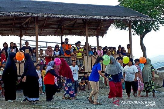 Penyintas gempa dan likuefaksi Balaroa antusias rayakan HUT RI