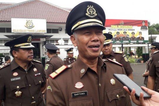 Kajati : OTT pegawai Kesbangpol terkait dengan surat izin WNA