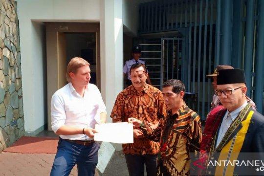Tokoh adat serukan merdeka dari intervensi LSM asing soal Batang Toru