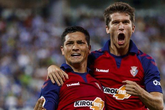 Mallorca, Osasuna awali dengan menang, Granada tahan imbang Villarreal