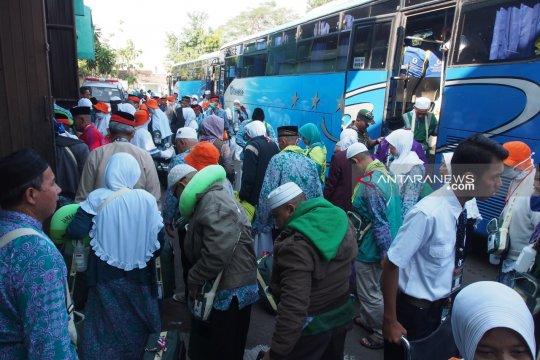 PPIH: 34 haji asal Debarkasi Surabaya meninggal di Tanah Suci