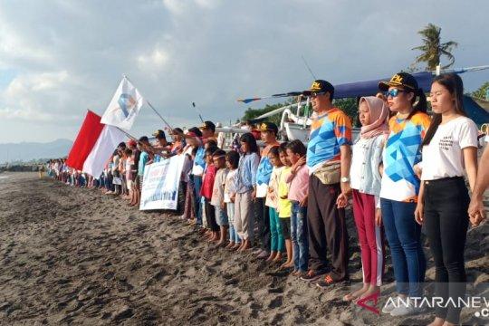 """BKIPM Mataram rayakan HUT ke-47 RI  """"menghadap laut"""""""