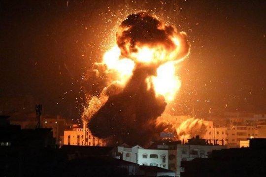Indonesia kecam serangan Israel terhadap warga sipil di Jalur Gaza