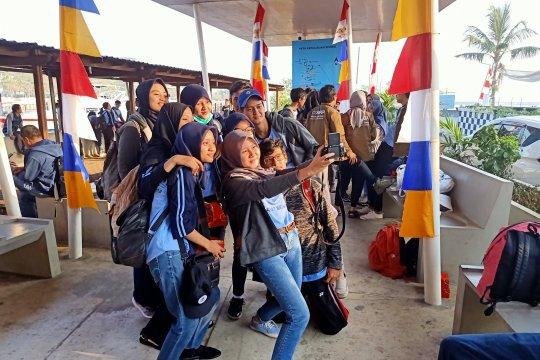 Pertamina gelar konservasi Elang Bondol di Pulau Kotok
