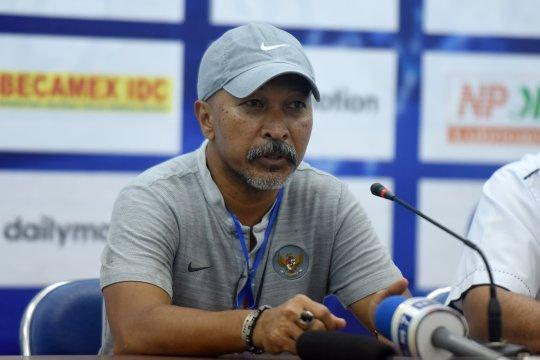 Fakhri puas dengan penampilan Garuda Nusantara saat lawan Myanmar