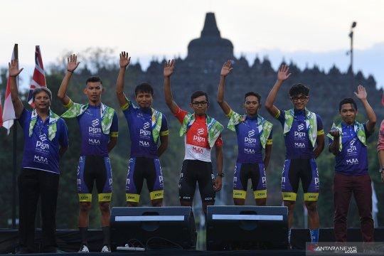 PersiapanTour d'Indonesia matang, 18 tim siap berpacu